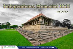 Independence Memorial Hall , Sri Lanka  |  Independence Memorial Hall is a #national #monument in Sri Lanka built for #commemoration of the #independence of Sri Lanka from the British rule with the #establishment of #Dominion of Ceylon on February 4, 1948.   |  Source : https://en.wikipedia.org/wiki/Independence_Memorial_Hall  |  #architecture #construction  #grass #green #historical #srilankatours #flightstosrilanka  |  Exclusive Travel offers for Sri Lanka: http://www.srilankatours.co.uk/