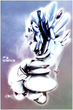 Art is Science by VisualOverdose.deviantart.com on @DeviantArt