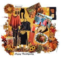 """""""Thanksgiving"""" by joseffin on Polyvore"""