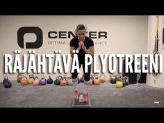 Tehokas plyotreeni jaloille | Eve Heikkinen | Tikis.fi