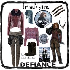 """""""Irisa Nyira"""" by adashofwhimsey on Polyvore... I can't believe I found this"""