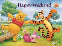 Tigger Winnie The Pooh, Winnie The Pooh Quotes, Winnie The Pooh Friends, Pooh Bear, Good Morning Happy Saturday, Cute Good Morning Images, Good Morning Wishes, Cute Cartoon Drawings, Cute Animal Drawings
