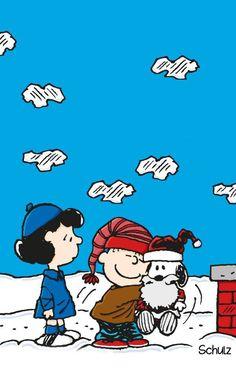 Merry christmas noel snoopy