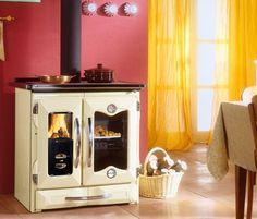 Lacunza es una empresa de referencia en el mercado de - Estufas de lena con horno de hierro fundido ...