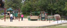 River Mills Park, Huntsville