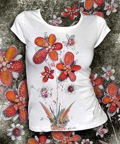 cute handmade t-shirt Diy Crafts, My Love, Shirt Ideas, Cute, T Shirt, Handmade, Colors, Fashion, Eagle