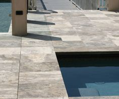 natural stone national pool tile group peruvian travertine