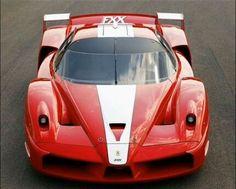 La Ferrari FXX