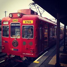 "@kurokaichi's photo: ""和歌山電鐵貴志川線2270系電車(おもちゃ電車)"""