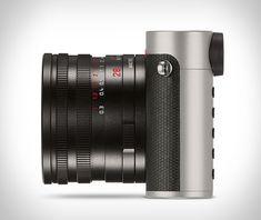 A Leicarevelou uma nova versão da sua popularcâmera Leica Q a Titanium Gray, trazendo uma nova marca, com design alternativo, uma câmera compacta de alto desempenho bem sucedida. ACâmera Fotográfica Leica Q Titanium Gray, t