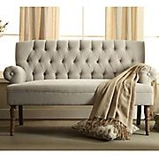 Buy Charlton Home Barryknoll Tufted Upholstered Settee; Beige at Staples' low price, or read our customer reviews to learn more now.