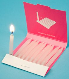 candle match