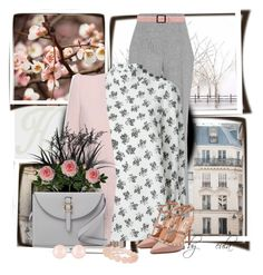 """""""Work Wear on a Monday Morning"""" by eula-eldridge-tolliver ❤ liked on Polyvore featuring Haussmann, Home Decorators Collection, M&Co, Martin Grant, Dolce&Gabbana, Alexander McQueen, Valentino, Laura Cole, Meli Melo and Henri Bendel"""