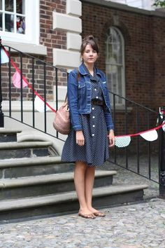15ede75f59 44 Best Denim jacket and dress images