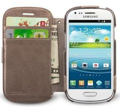 Zenus Masstige funda para Galaxy S3 mini