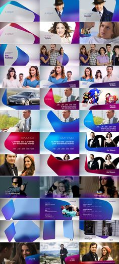 Rebrand Channel   S.I.C Channel on Behance