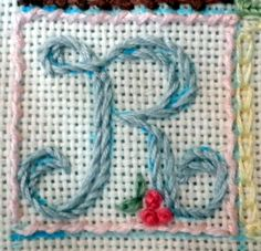 39 Squares - The Letter R by Tea Potty, via Flickr