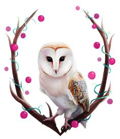 'Owl' by Tanya Bosyk