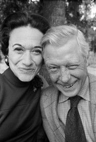 Wallis Simpson and the Duke of Windsor - I adore this picture of them