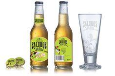 Saludos Tequila by Ola Grzeganek, via Behance