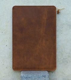 iPad Air Leather Sleeve / Case - AMARETTINI (Organic Leather) on Etsy, $105.95 CAD