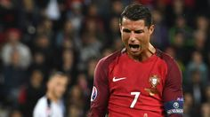 RonOLDo - How Cristiano is showing his age at Euro 2016