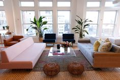 Founder Audrey Gelman gives us the story behind the design of the space taking NYC by storm