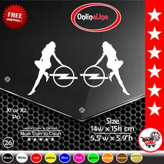 STICKO PUNK ROCKER Metallic Gemstone 3-D Stickers Music Goth Princess Girlie
