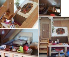 La maison de poupées de léa / PM15
