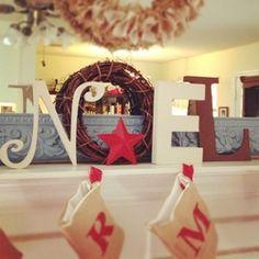 Super easy DIY Christmas decorations