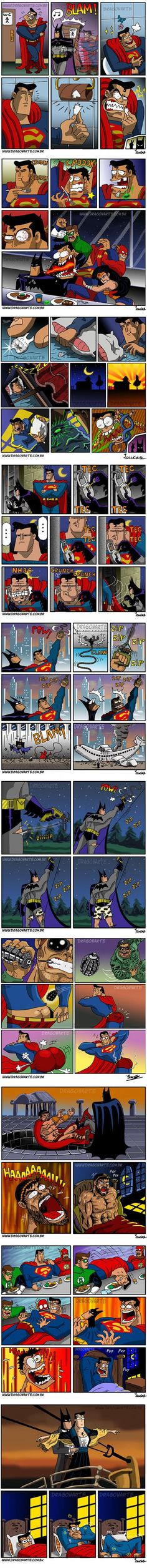 Batman & Superman Love it? Follow us for more fandom pins!: