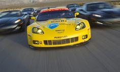Corvette C6.R leads the full lineup of 2012 Corvette Centennial Editions