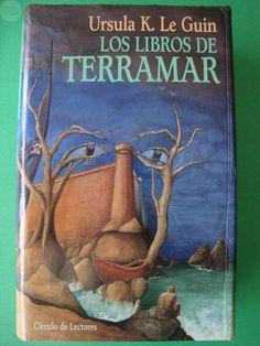 Los libros de Terramar, Ursula K. Le Guin