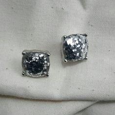Glitter earrings look like kate spade Jewelry Earrings
