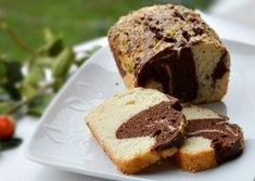 CHEC DE POST Loaf Cake, Raw Vegan, Banana Bread, Veggies, Food And Drink, Sweets, Health, Desserts, Recipes