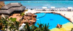 Spend 4 nights at the all-inclusive Costa de Oro Beach Hotel in #Mazatlan, from $225. Airfare Additional. Book now! #chicgeektravels #mexico #packyourbags