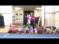 De Kleuter-circus voorstelling dec 2012 Circaso - YouTube