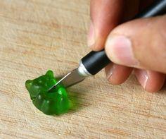 gummy bear death