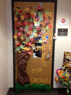 Rockin' Teacher Materials: Don't Fall for Drugs!