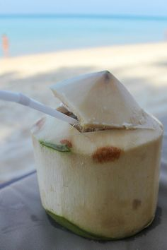 I have started the I Quit Sugar diet and ebook. I love the cookbook for ideas on sugar free recipes. Coconut Drinks, Coconut Water, Coconut Benefits, No Sugar Diet, Sugar Free Recipes, Coconuts, Free Food, Healthy Living, Addiction