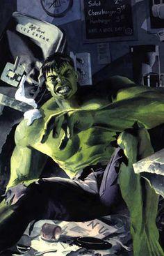 #Hulk #Fan #Art. (Hulk Nightmerica Vol.1 #1 Cover) By: Brian Ashmore & Robin Laws. (THE * 5 * STÅR * ÅWARD * OF: * AW YEAH, IT'S MAJOR ÅWESOMENESS!!!™)[THANK Ü 4 PINNING!!!<·><]<©>ÅÅÅ+(OB4E)