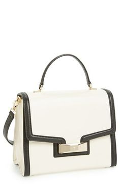 Kate spade new york 'carroll park - penelope' leather satchel available at #Nordstrom