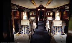 Richard Corrigan, Belmond British Pullman, Pullman Train, Simplon Orient Express, Great British Chefs, London England, Day Trips, Croydon, Venice