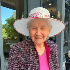 Elise from Port Credit Residences in Mississauga is all smiles during their patio entertainment! 😄 #vervecares #community #summervibes #entertainment #goodtimes Wellness Activities, Emergency Response, Senior Living, All Smiles, Good Times, Entertainment, Community, Patio, Fashion
