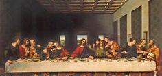 """Brilliant Hidden Messages – Leonardo Da Vinci's """"Last Supper"""""""