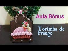 AULA BÔNUS -TORTINHA DE FRANGO/ ELISANGELA MOTTA - YouTube