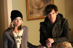 Steal Hanna Marin's grungy style by shopping her Urban Outfitters tee and cardigan! http://www.pradux.com/tv/pretty-little-liars