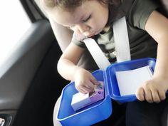 Kinder Reise Gadgets Malbox To Go