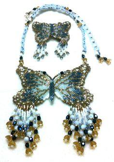 Beaded Butterfly Patterns by Rita Sova