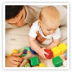 Tips to keep your baby safe while playing with toys.